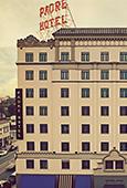 Padre Hotel, Bakersfield, Kern County