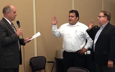 New Board Members: Francisco Ramirez, Mike Gallo